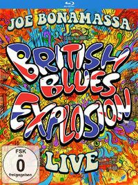 Cover Joe Bonamassa - British Blues Explosion Live [DVD]